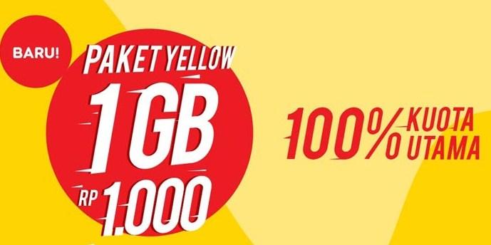 Cara Aktivasi Paket Yellow Indosat DenganMudah